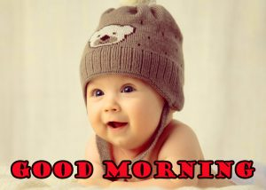Latest Good Morning Wallpaper Pictures Images For Cute Baby