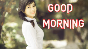 Beautiful Girls Good Morning Images photo pictures hd
