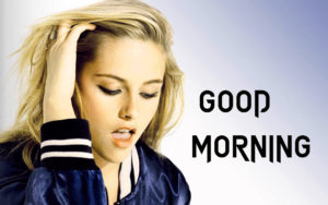 Beautiful Girls Good Morning Images wallpaper photo download