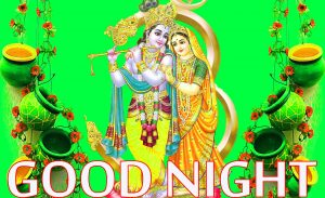 Radha Krishna Hindu God Religious good night images Pictures Photo HD