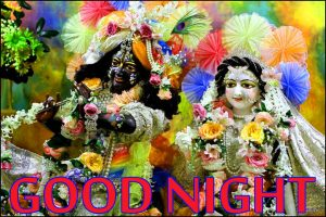 Radha Krishna Hindu God Religious good night images Pictures Photo Free Download