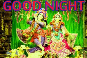 Radha Krishna Hindu God Religious good night images Photo Wallpaper HD