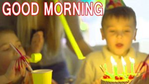 Birthday Boy Friend Good Morning Images Download