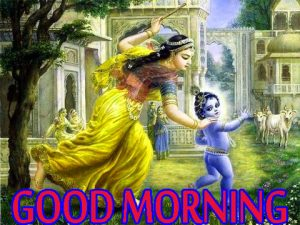 Bal Krishna Good Morning Images Photo Wallpaper Pics Free Download