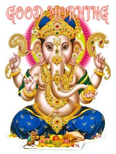Hindi Quotes Ganesha Good morning Images Wallpaper Pictures Pics Free Download