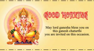 Hindi Quotes Ganesha Good morning Images Wallpaper Pictures Pics HD Download