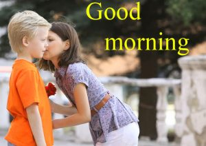 Girlfriend Romantic Good Morning Images Wallpaper Pics Free HD