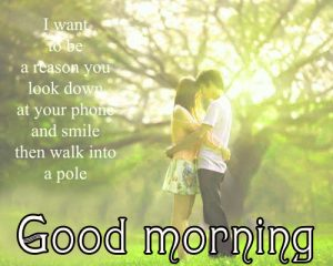 Sweet Romantic Good Morning Quotes For Him In Hindi Images Wallpaper Pics Download