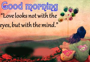 Sweet Romantic Good Morning Quotes For Him In Hindi Images Pictures Photo HD