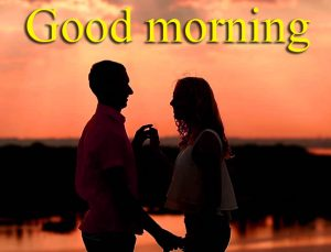 Girlfriend Romantic Good Morning Images Wallpaper Pics HD