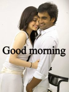 Girlfriend Romantic Good Morning Images Photo Wallpaper Download