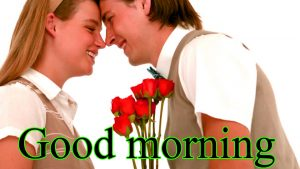 Girlfriend Romantic Good Morning Images Wallpaper Download