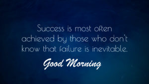 Success Good Morning Images photo wallpaper download
