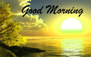 Sunrise Good Morning Images pictures photo hd download