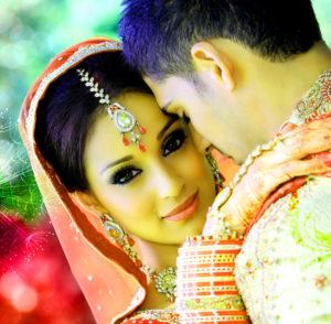Sweet Punjabi Married Love Wedding couple images pictures photo hd download