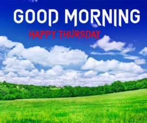 Thursday Good Morning Wishes Images pictures photo hd download