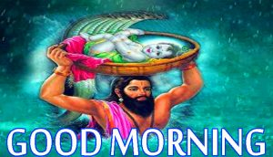 Bal Krishna Good Morning Images Photo Wallpaper Pics Free HD