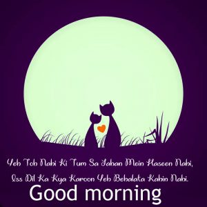 Love shayari in hindi Good Morning Images Wallpaper Pics Free Download