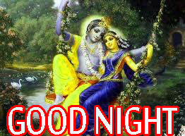 Radha Krishna Hindu God Religious good night images Wallpaper Pics HD