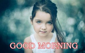 Sweet Cute Child kid good morning images Free HD
