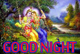 Radha Krishna Hindu God Religious good night images Wallpaper Pics Free HD Download