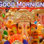 Ganesha Good morning Images Wallpaper Photo Pics Pictures with hindi quotes- 78+ लॉर्ड गणेश इमेजेज