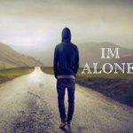 Alone Whatsapp DP