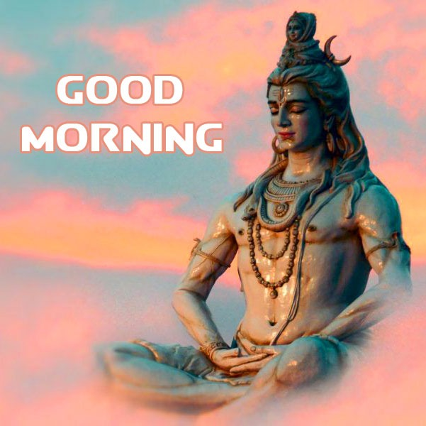 God Good Morning Images Wallpaper Pics Free In HD With Lord Shiva