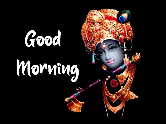 God Good Morning Images Pics Pictures With Radha Krishna
