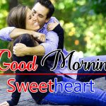 Romantic Couple Good Morning Images