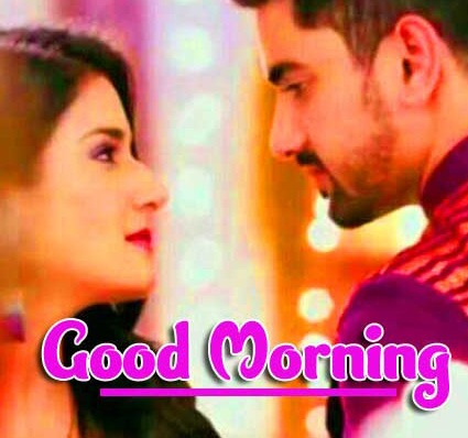 Best Love Couple Good Morning Wishes Images