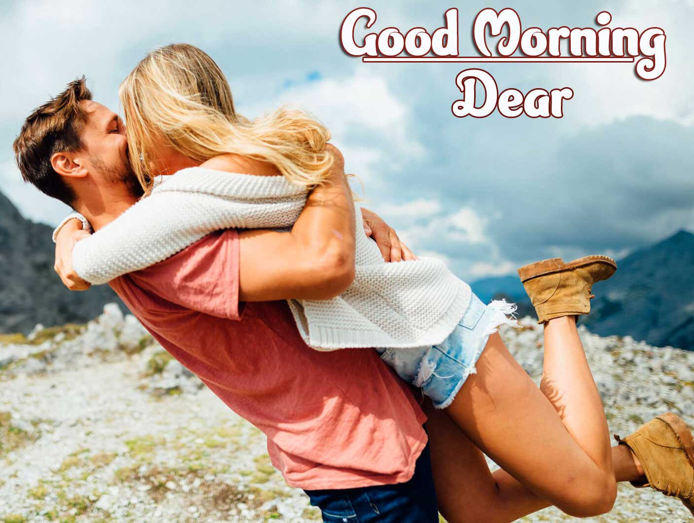 Best Love Couple Good Morning Wishes Images Wallpaper Free Download