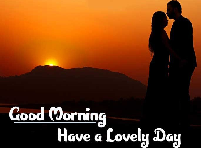 Best Love Couple Good Morning Wishes Images Pics Download