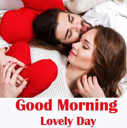 Best Love Couple Good Morning Wishes Images Pics Latest Download