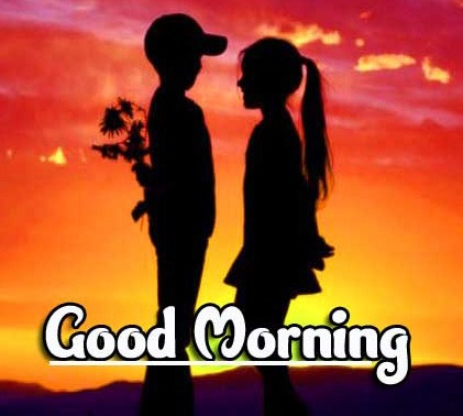 Best Love Couple Good Morning Wishes Images Pics for Facebook