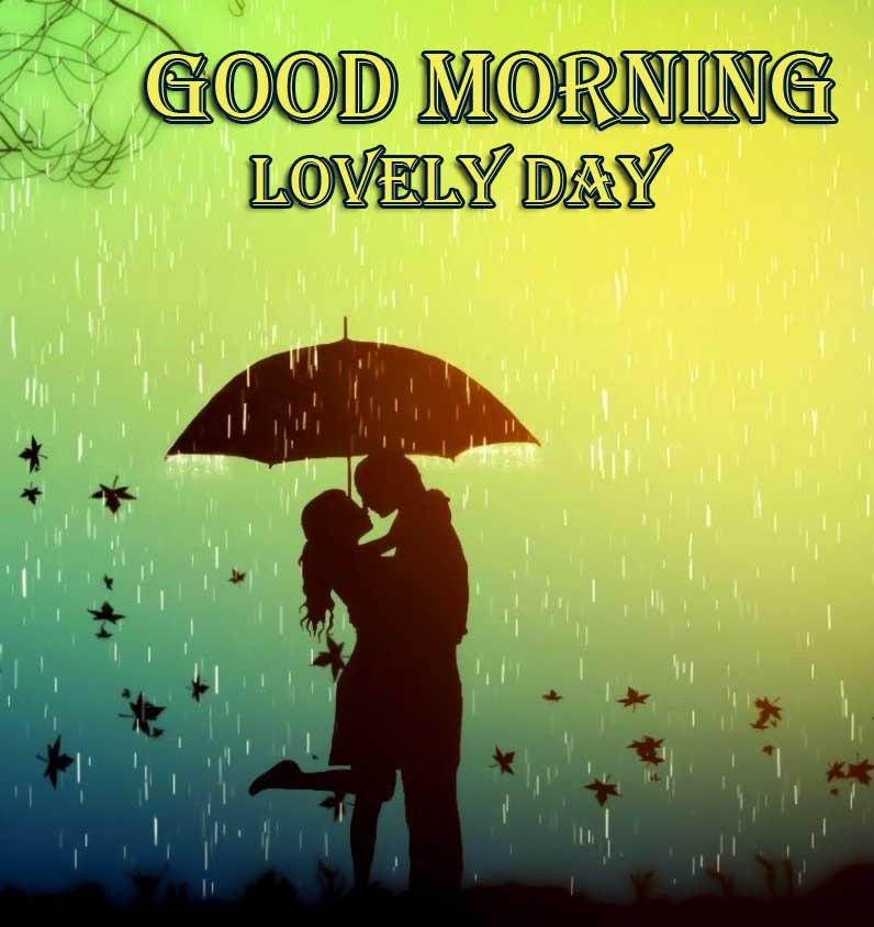 Stylish Best Love Couple Good Morning Wishes Images Pic Download