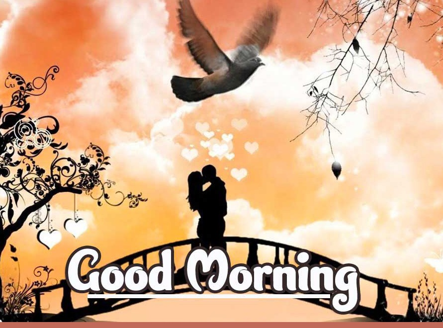 New Free Best Love Couple Good Morning Wishes Images Pics free
