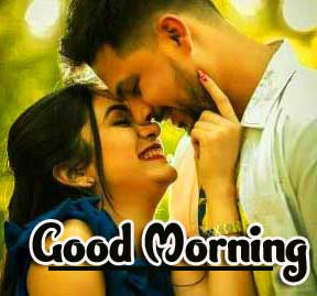 Best Sweet Romantic Love Couple Good Morning Wishes Images