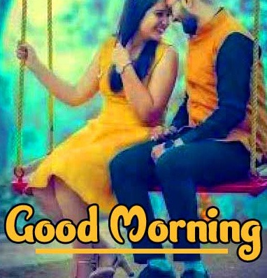 Best Sweet Romantic Love Couple Good Morning Wishes Images Pics Download