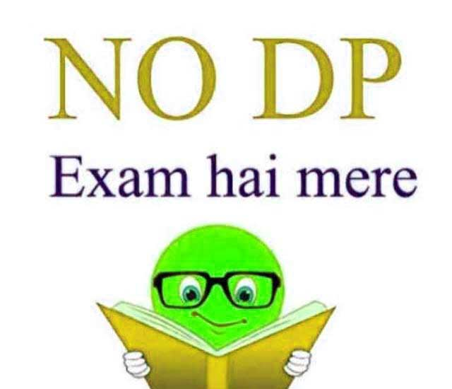 Best Exam Time Whatsapp DP Images Pics