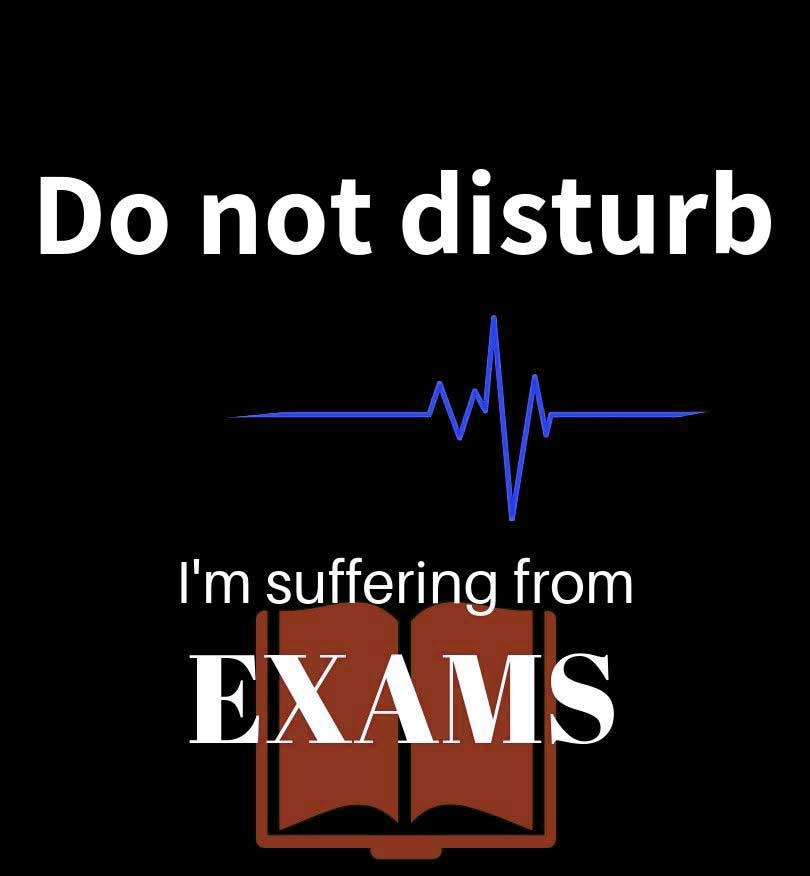 Exam Time Whatsapp DP Images Pictures