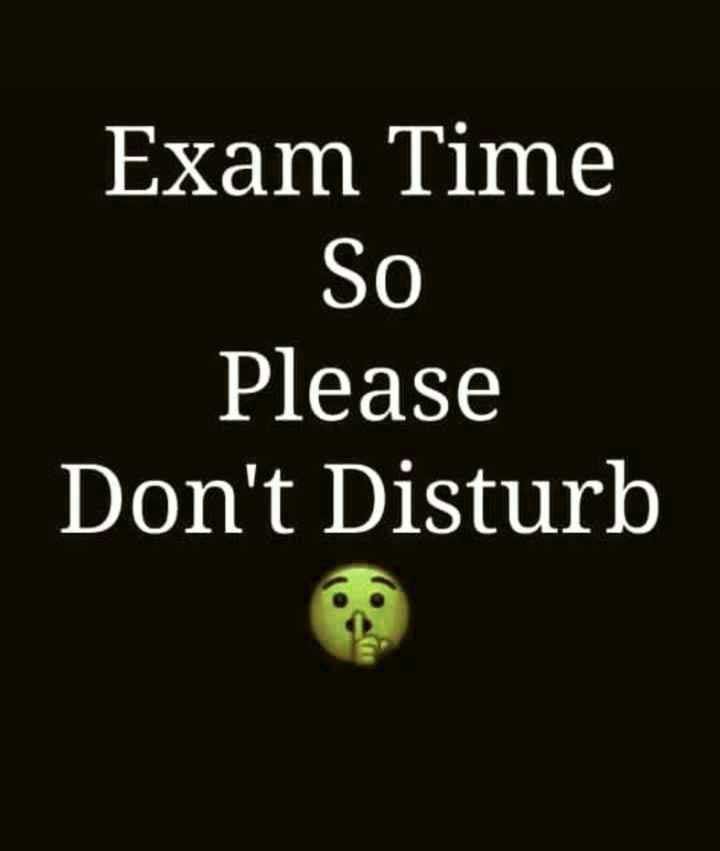 New Exam Time Whatsapp DP Download Free