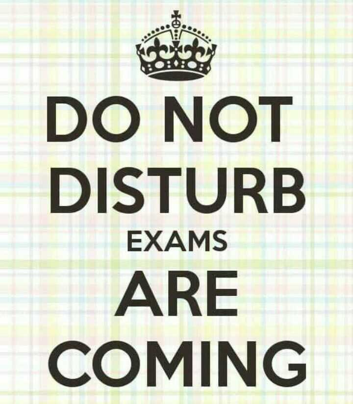 New Exam Time Whatsapp DP Images Free
