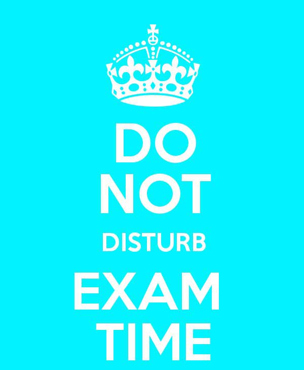 New Exam Time Whatsapp DP Pics Images